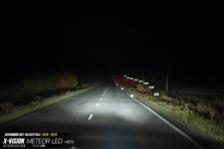 X-Vision Meteor LED +60-muokattu