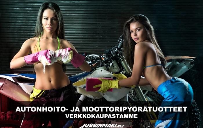 Tuotteet moottoripyöräilyyn