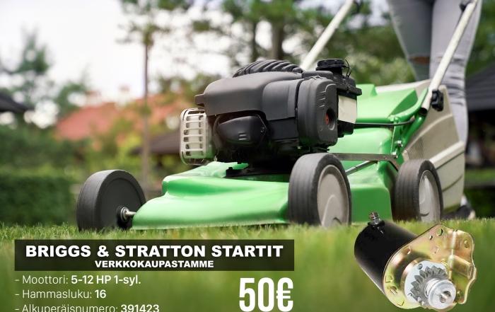 Briggs & Stratton startit